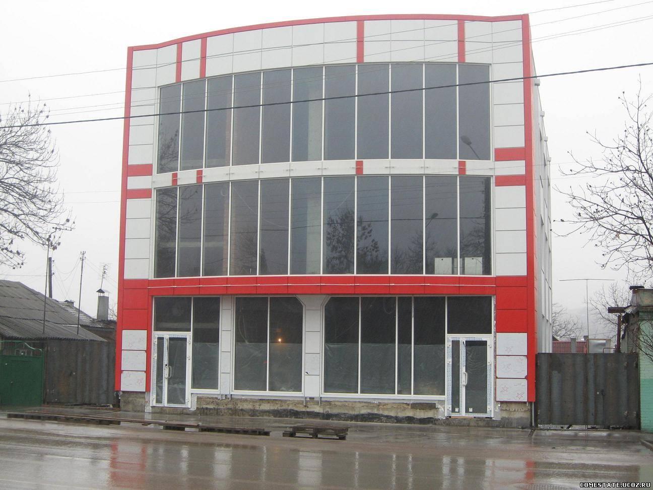Трехэтажное офисное здание фото 8